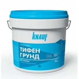 Заказать Грунт укрепляющий Тифенгрунд Кнауф 10 кг по лучшей цене в Калуге
