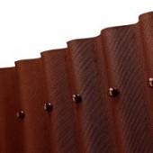Ондулин Smart коричневый 1.95х0.95 м