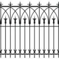 Заборы калитки ворота (22)